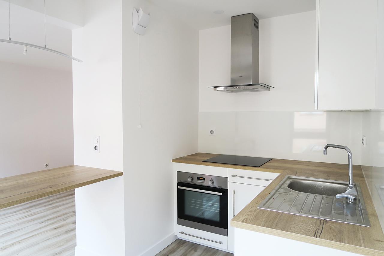 cuisine rénovation appartement j