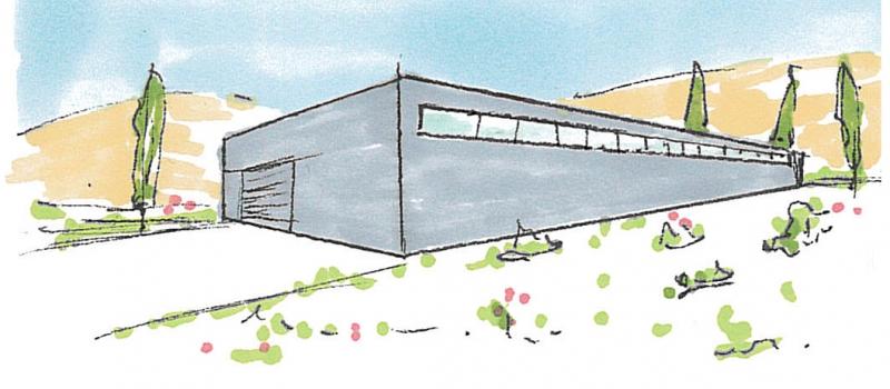 bâtiment simple